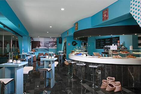 Cover image of a sample of the restaurant Coffee & Me Restaurant