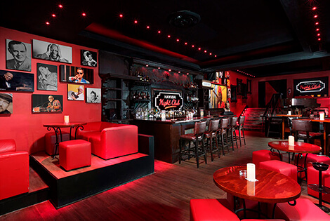 Cover image of a sample of the restaurant Havana Night Club Restaurant