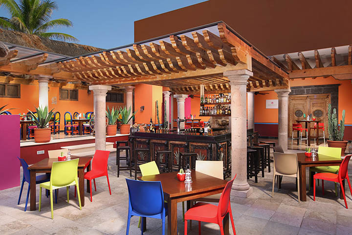 Cover image of a sample of the restaurant Tequileria María Bonita Restaurant