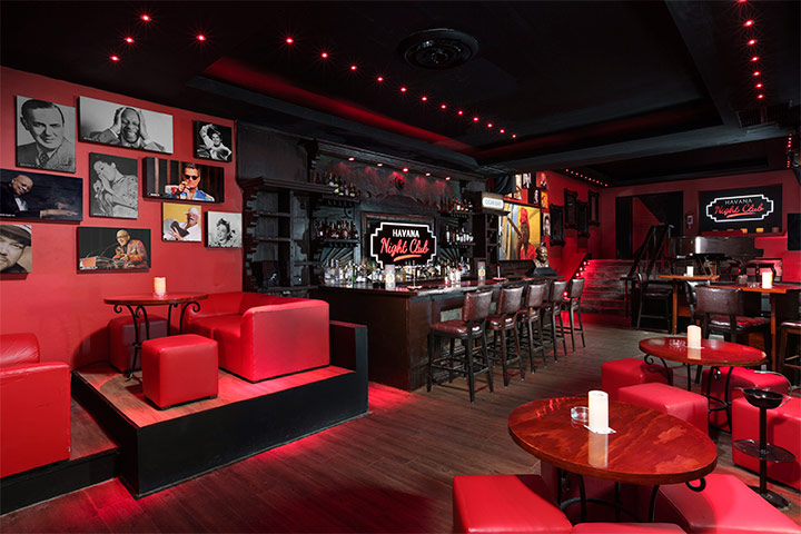 Cover image of a sample of the location Red Havana Night Club