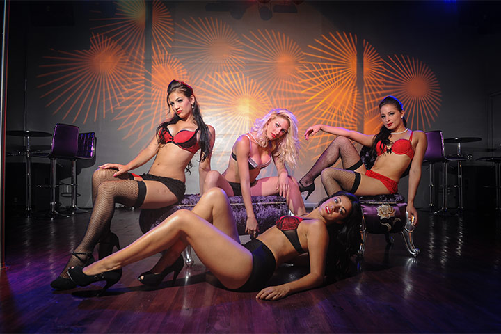Cover image of a sample of the location Kinky Night Club