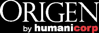 Logotipo Origen by Humani Corp