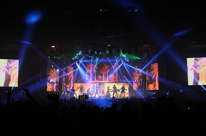 Oasis Arena En Oasis Cancun Lite 183 Oasis Hotels Amp Resorts