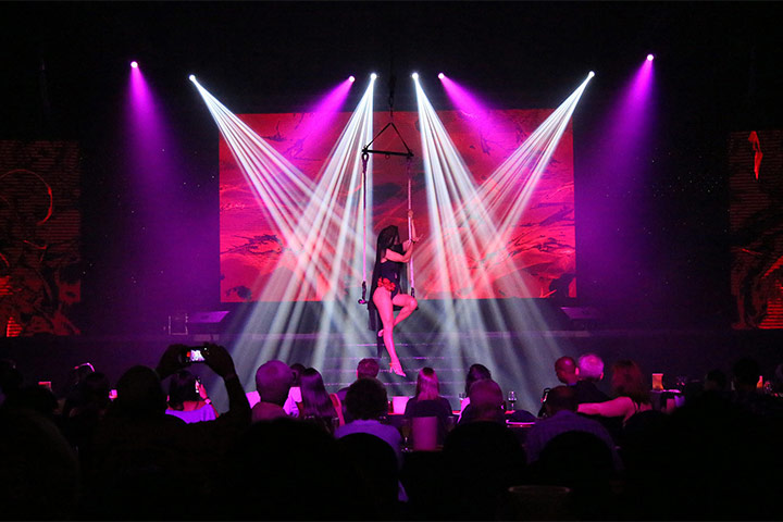 Cover image of a sample of the location Red Cabaret