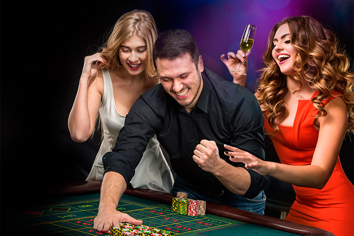Cover image of a sample of the location Red Casino