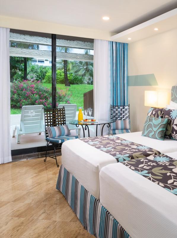 Imagen muestra de habitación Grand Garden Terrace