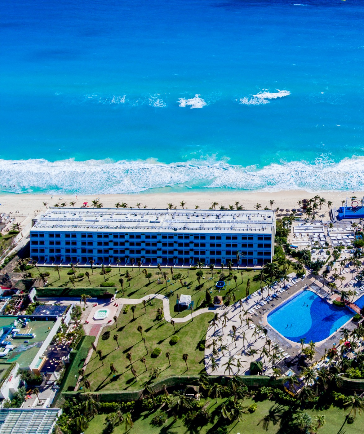 View of Hotel Oh! Cancun On The Beach