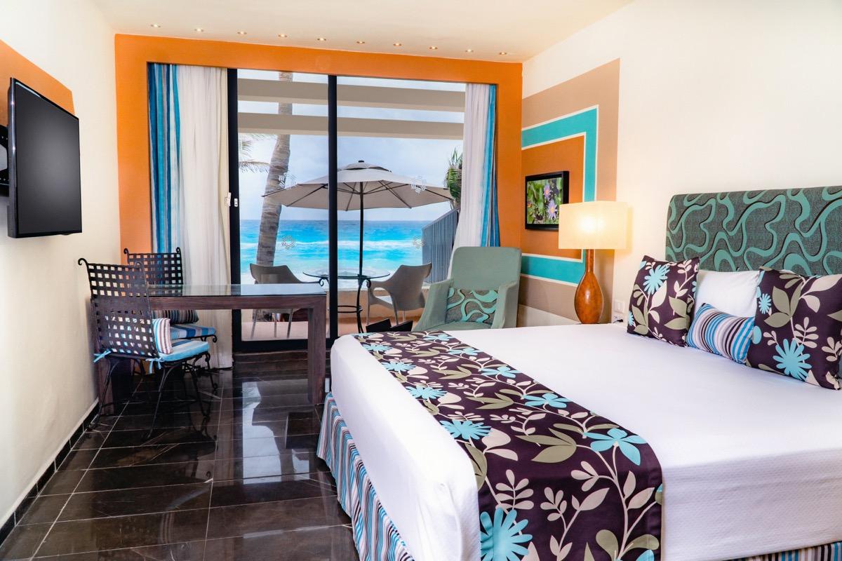 Imagen muestra de habitación Ocean Front Superior