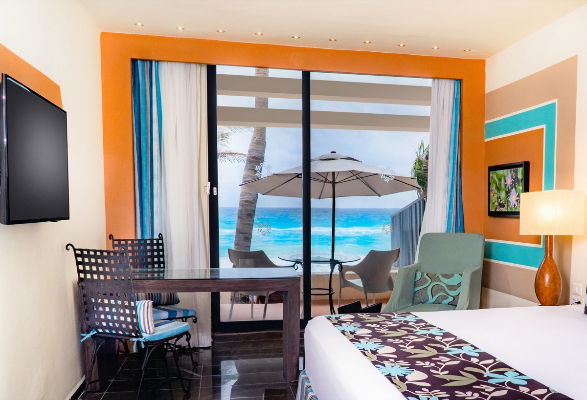 Sample image of Ocean Front Superior room