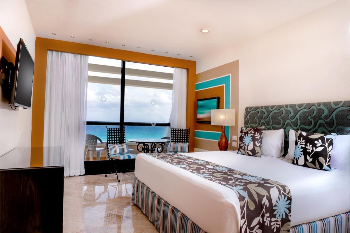 Imagen muestra de habitación Ocean Front