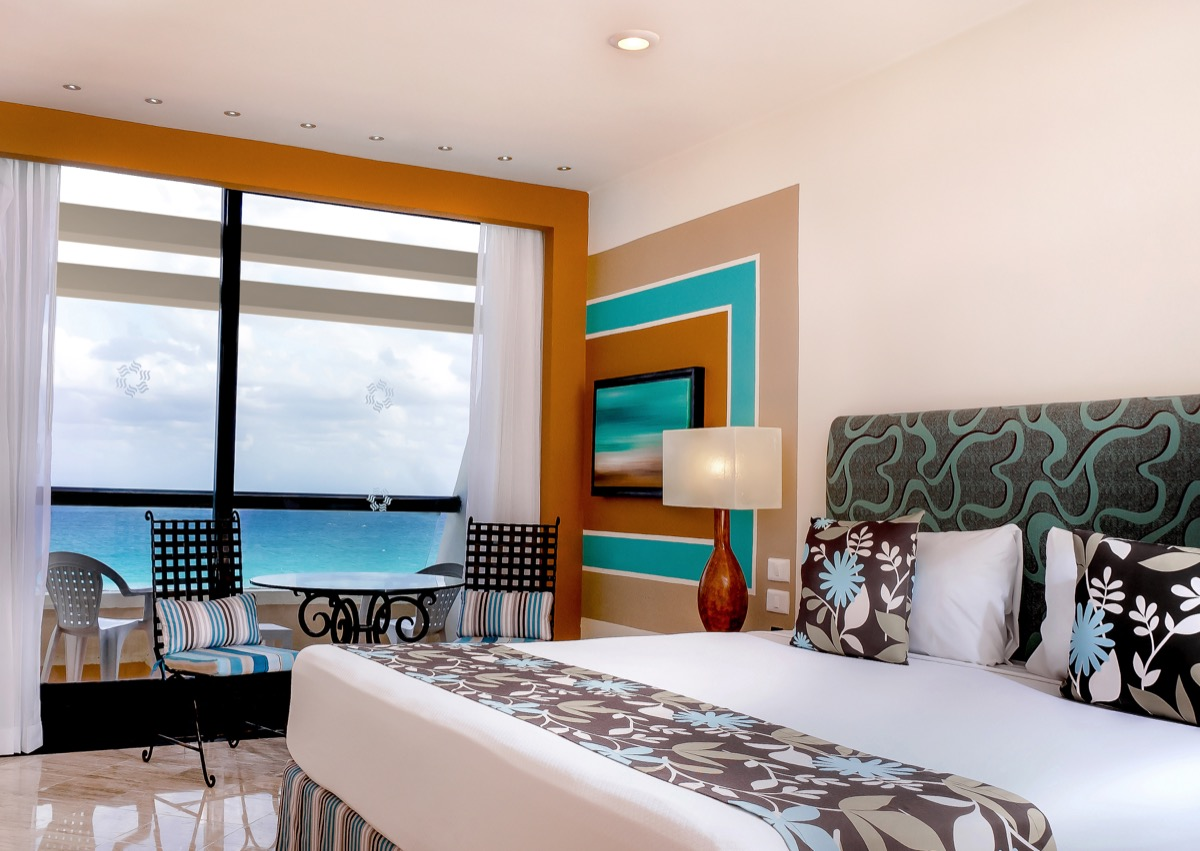 Sample image of Ocean Front room
