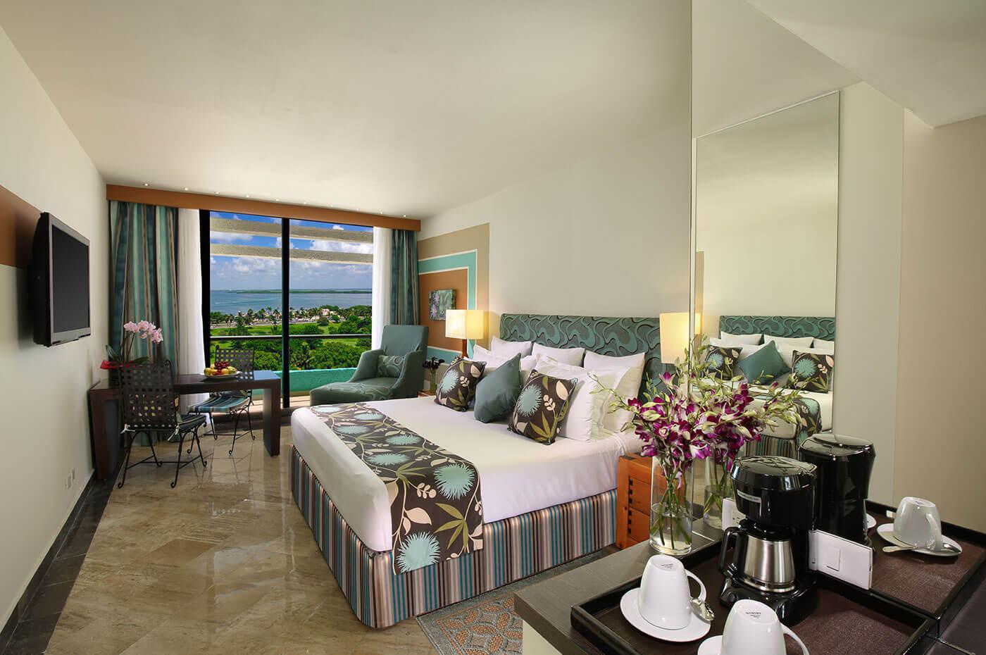 Sample image of Lagoon View room