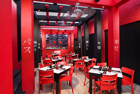 Cover image of a sample of the restaurant Akeru Asia Lounge Restaurant