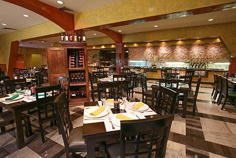 Cover image of a sample of the restaurant Bahia Steak House Restaurant