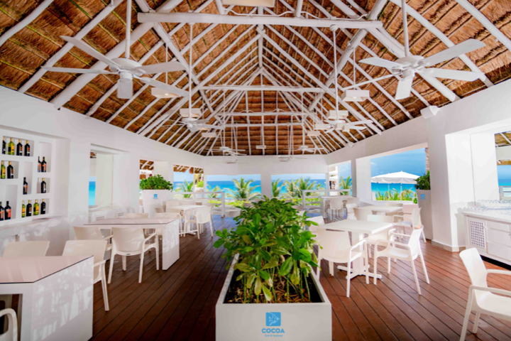 Cover image of a sample of the restaurant Cocoa Restaurant