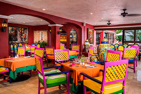 Cover image of a sample of the restaurant Hacienda Sarape Restaurant