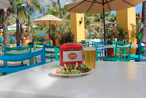 Cover image of a sample of the restaurant La Placita Restaurant