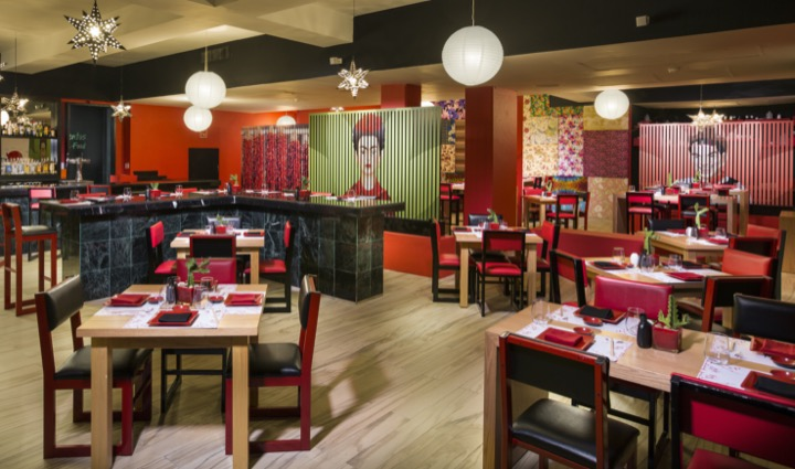 Cover image of a sample of the restaurant Maki Taco Restaurant