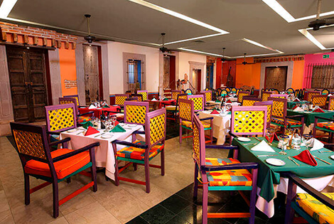 Cover image of a sample of the restaurant María bonita Restaurant