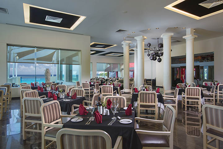 Cover image of a sample of the restaurant Market place Restaurant