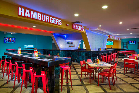 Cover image of a sample of the restaurant Sport Bar Diner Restaurant