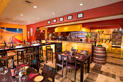 Cover image of a sample of the restaurant Sevilla Restaurant