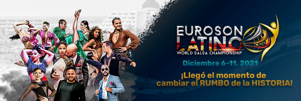 World Salsa Championship, Euroson Latino
