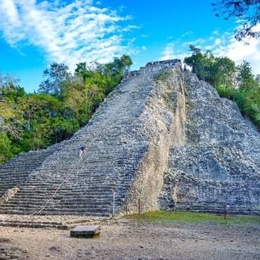 Imágen tour Coba Maya Adventure