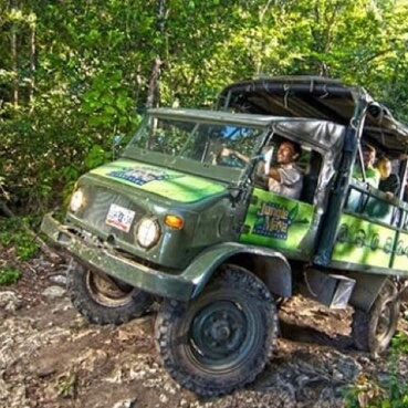 Image tour Mayan Jungle Adventure