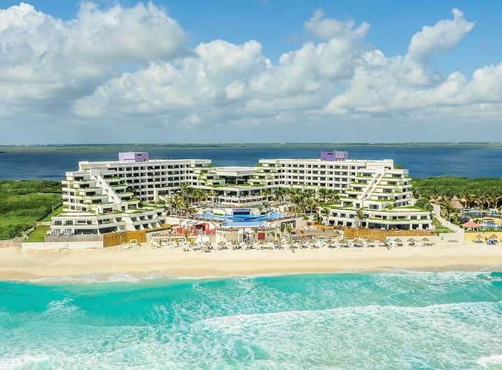 Grand Sens Cancun Hotel View