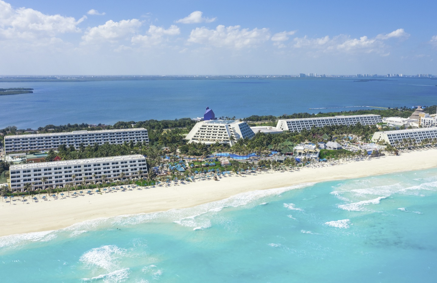 Grand Oasis Cancun All Inclusive Oasis Hotels Resorts