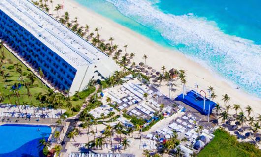 Oh! Cancun On The Beach Hotel View