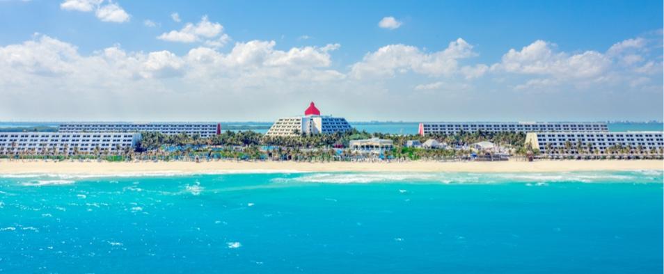 Hoteles 5 estrellas en Cancún