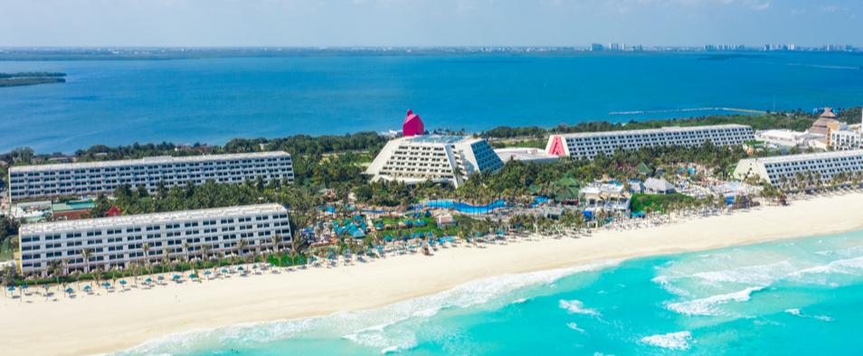 Hoteles con Playa en Cancún