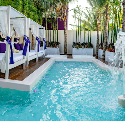 Adults Exclusive Exclusive areas Sens Snack, Pool & Lounge Sens at Grand Palm