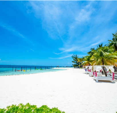 Adults Exclusive Exclusive areas Sian Ka'an Beach Club The Sian Ka'an at Grand Palm