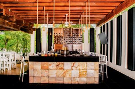 Imágen portada muestra de restaurante Sens Snack, Pool & Lounge