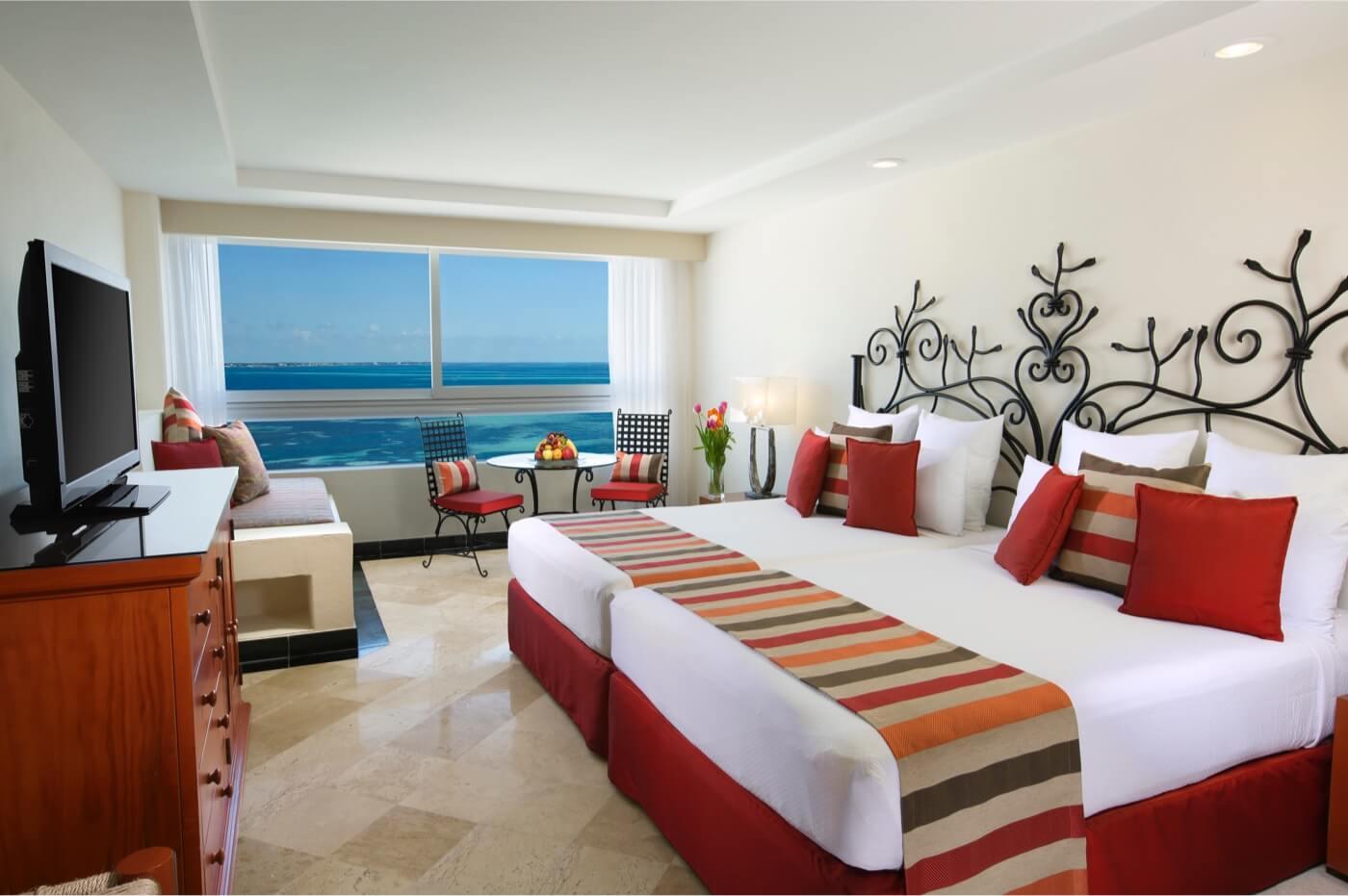 Imagen muestra de habitación Family Suite