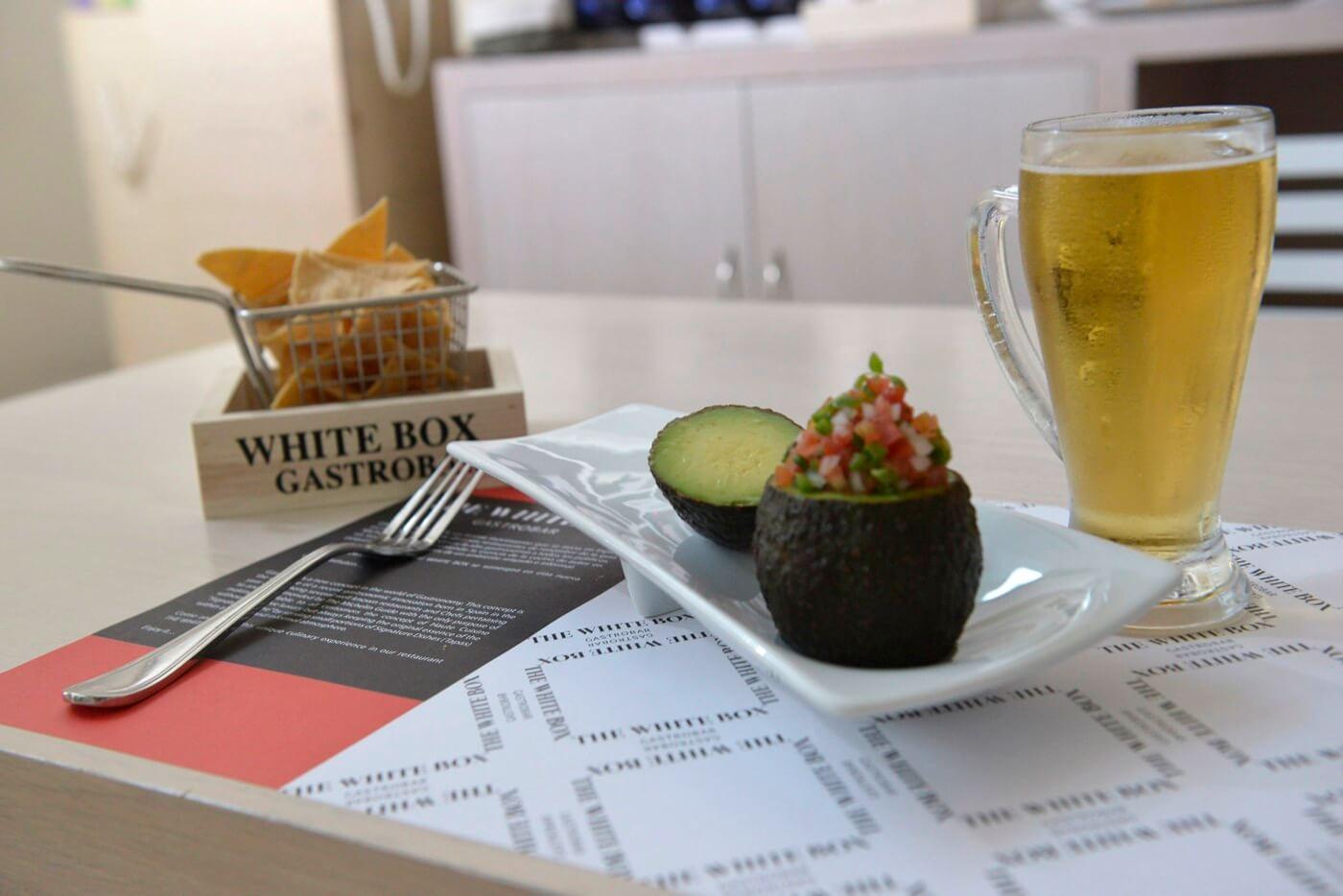 Barra de postres en Restaurante en Hotel Grand Oasis Palm