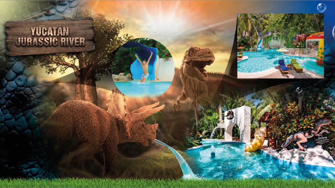 Yucatan Jurassic River