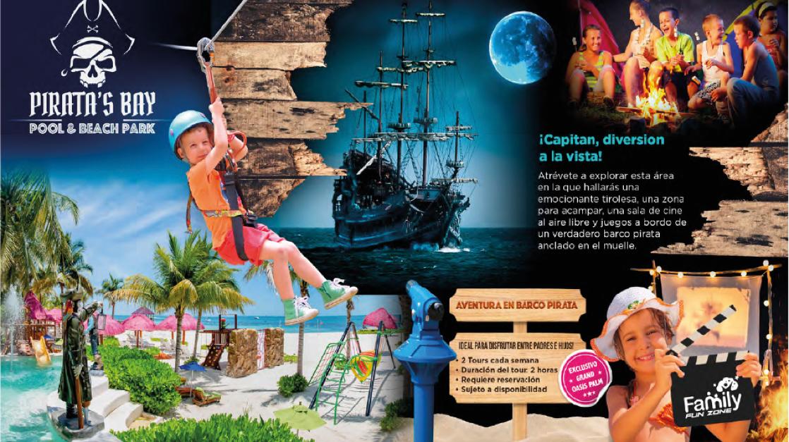 Piratas Bay Kiddo Zone