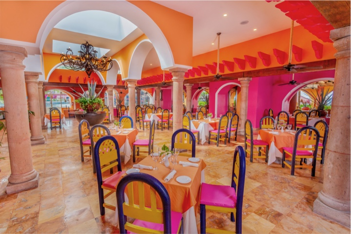 Cover image of a sample of the restaurant La Hacienda Food Hall Restaurant