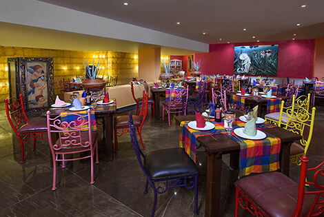 Cover image of a sample of the restaurant los agaves Restaurant