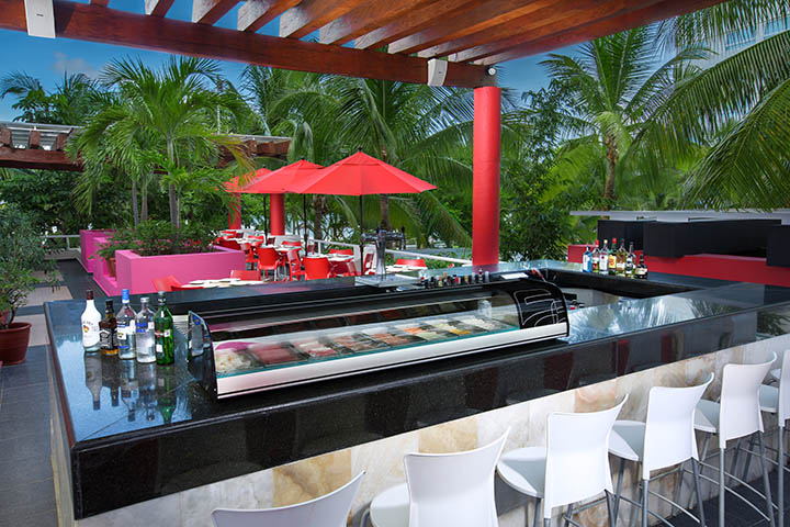 Cover image of a sample of the restaurant sushi bar Restaurant