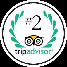 TripAdvisor Ranking #2 Cancún