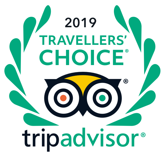 TripAdvisor Ganador Travellers Choice 2019