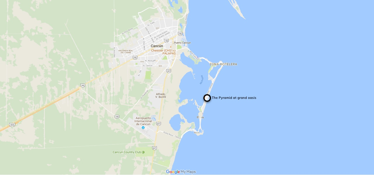Mapa de Ubicacion del restaurante Benazuza