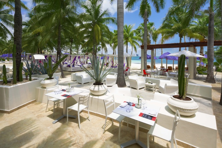 Cover image of a sample of the restaurant Café del Mar Restaurant