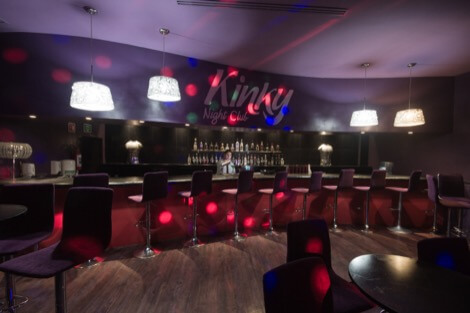 Cover image of a sample of the restaurant Kinky night club Restaurant