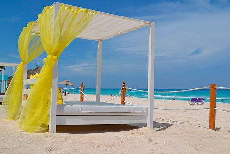 Imágen portada muestra de restaurante sian ka'an beach club